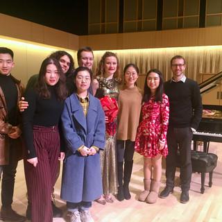 International Guest Artist Piano Series