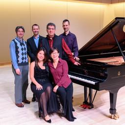 Piano Faculty, Nazareth College School of Music