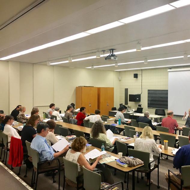 2019 Piano Pedagogy Workshop at Nazareth College