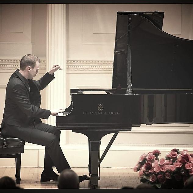 Carnegie Hall Debut at Weill Recital Hall