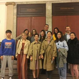 Piano Faculty and Student Concert Outing