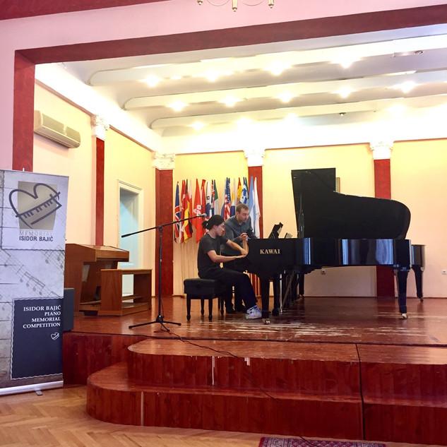 Masterclass, World Piano Conference