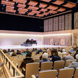 Pre-Concert, Beston Hall, Nazareth College School of Music