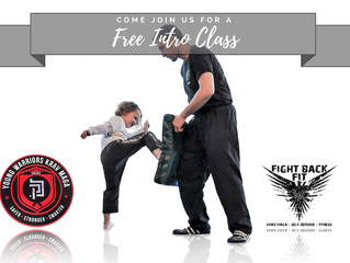 FREE BACK TO SCHOOL SEMINAR Self-Defense & Anti-Bullying