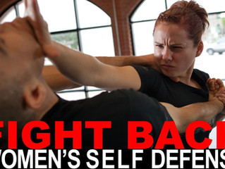 Women's 5-week Self Defense Course