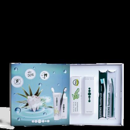 Aloe Vera Dental Set