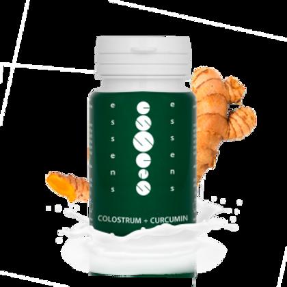 Colostrum + Curcumin