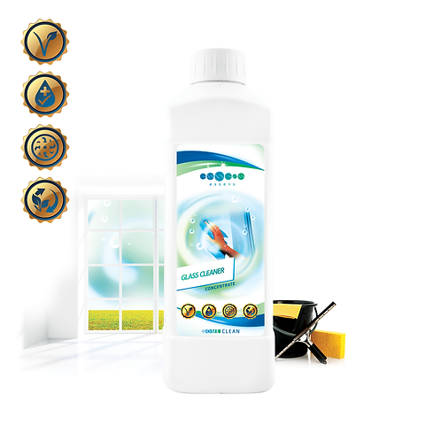 Glass Cleaner - Concentrated