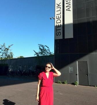 Stedelijk Museum, Amsterdam, NL.