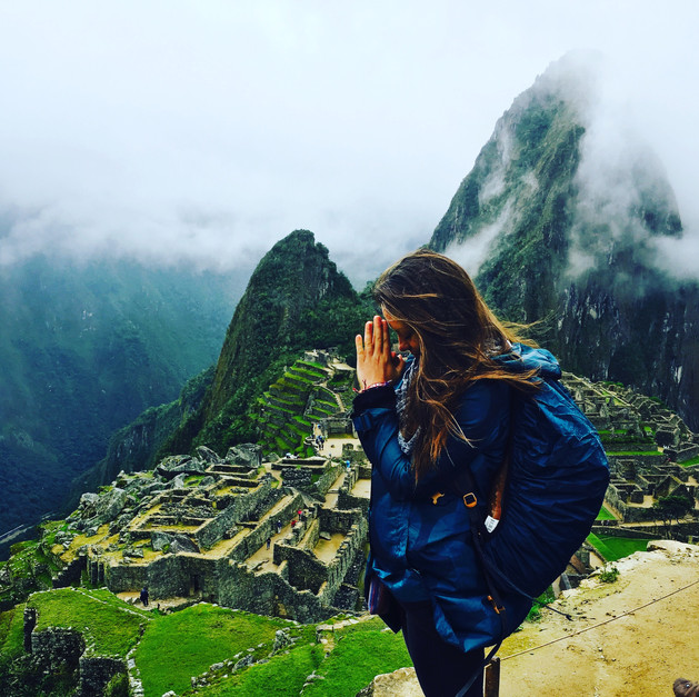 'The only lasting beauty is the beauty of the heart' Rumi  Macchu Picchu, Peru