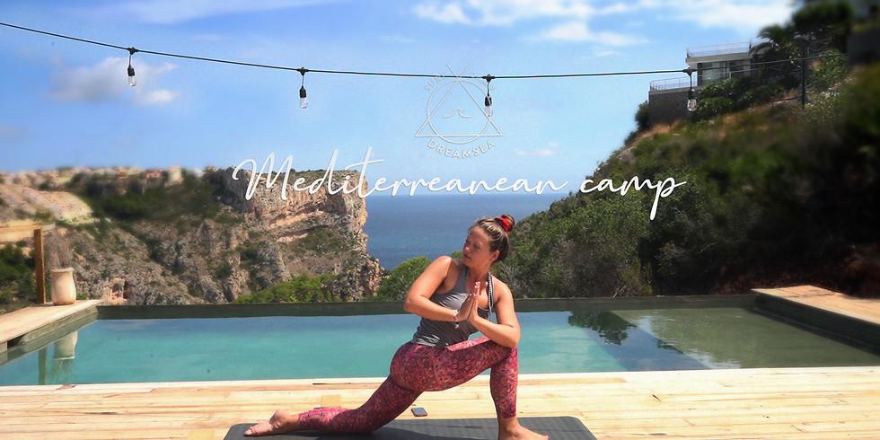 Yoga & Brunch at Dreamsea Mediterranean Camp