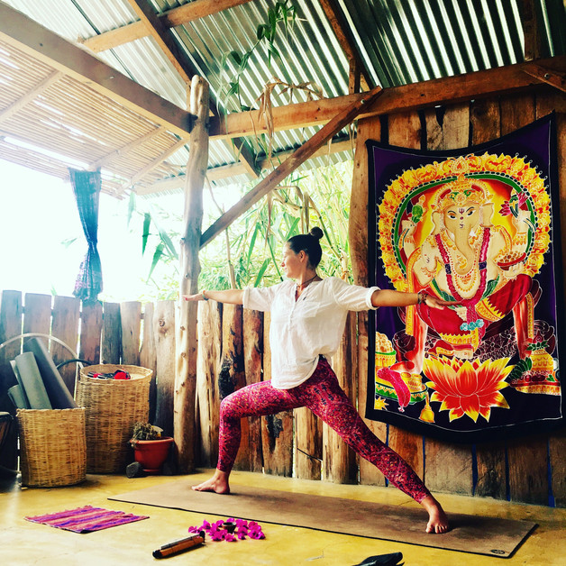 Through yoga,  yoga is to be known. Yoga arises from yoga.  He who is undistracted by means of yoga delights in yoga for a long time.   – anonymous quote in the Bhasya of Yogasutra 3.6   San Marcos La Laguna, Lake Atitlan, Guatemala