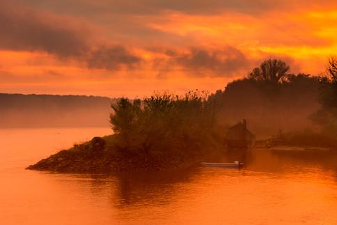 ......on the Danube.....