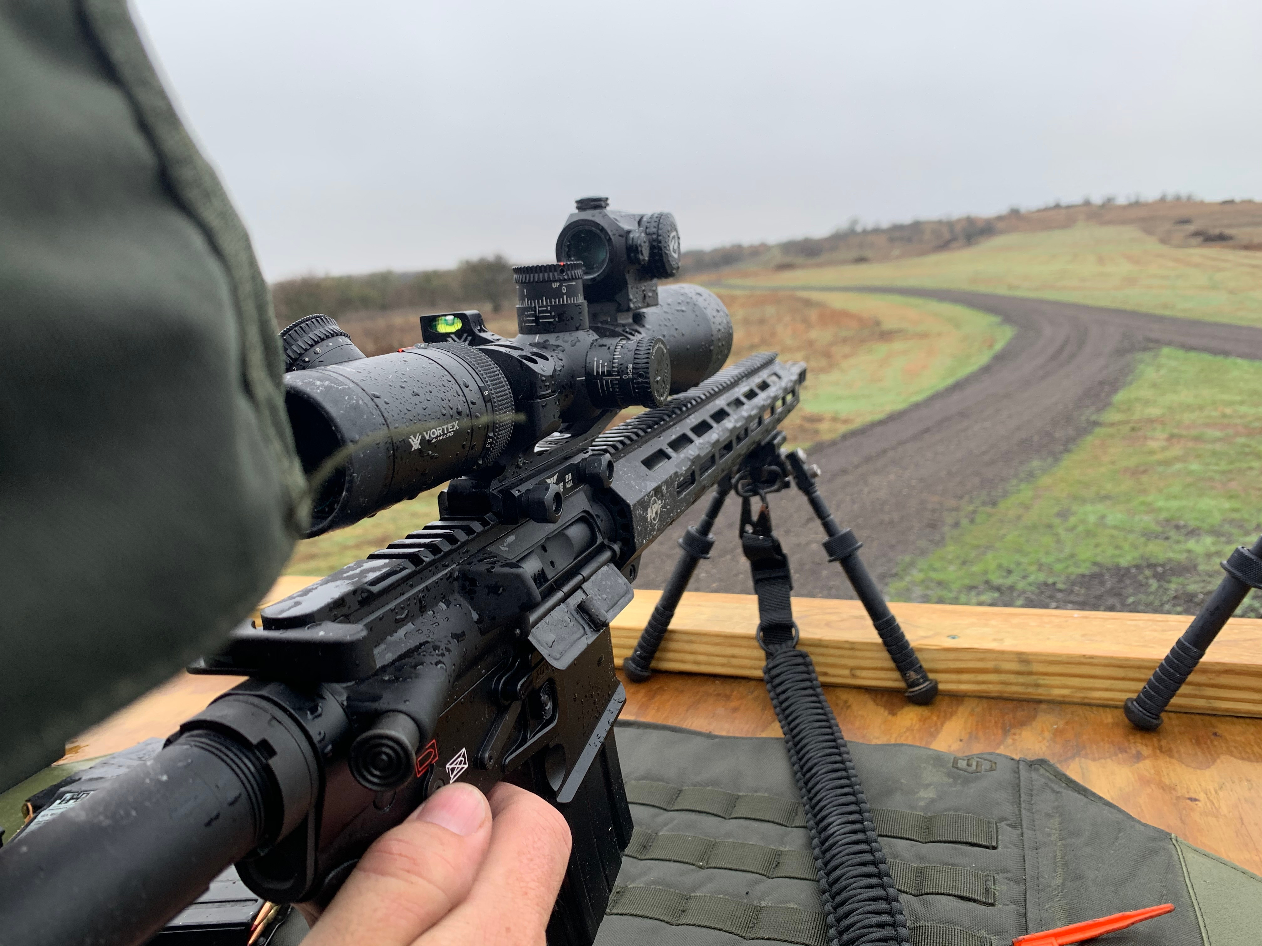 Rifle Training Class