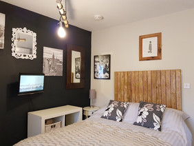 Simple clean budget accommodation