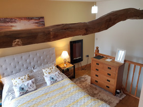 Large Oak Beam