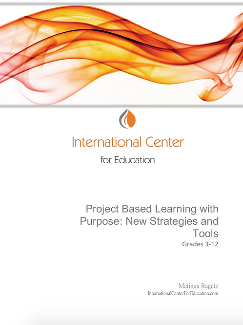 Project-Based Learning Handbook