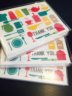 """Say """"Thanks"""" in style!"""