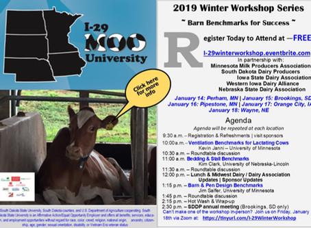 I29 Moo University Winter Workshop Series
