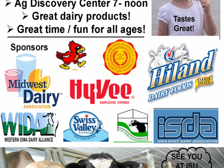ISU Dairy Farm Open House