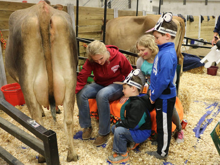 Iowa State Animal Learning Day