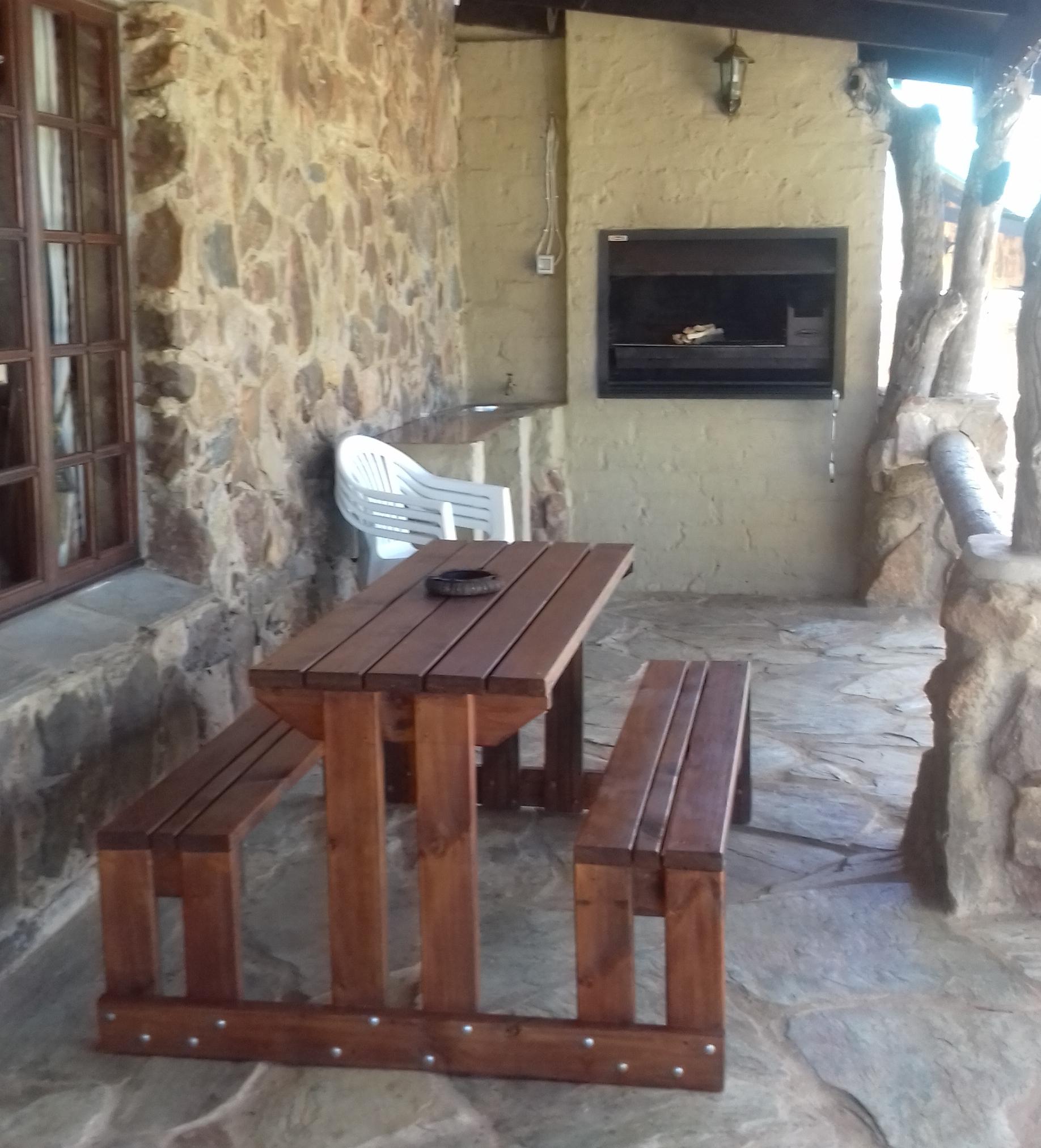 Cottage Stoep Braai