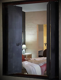Cottage bedroom two  view _.jpg