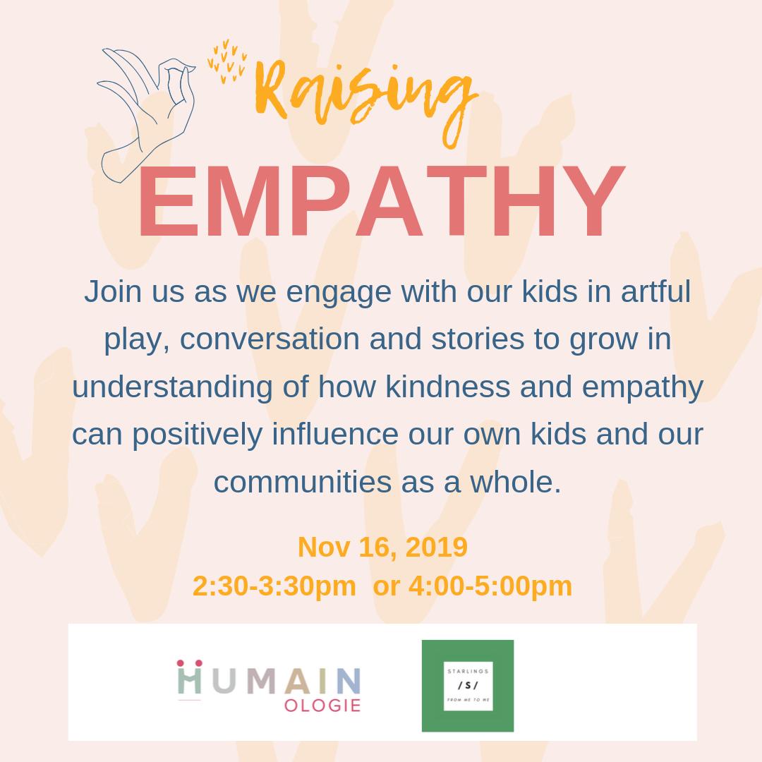 Raising empathy