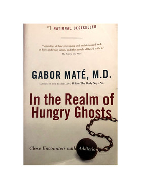 In the Realm of Hungry Ghosts by Dr. Gabor Mate