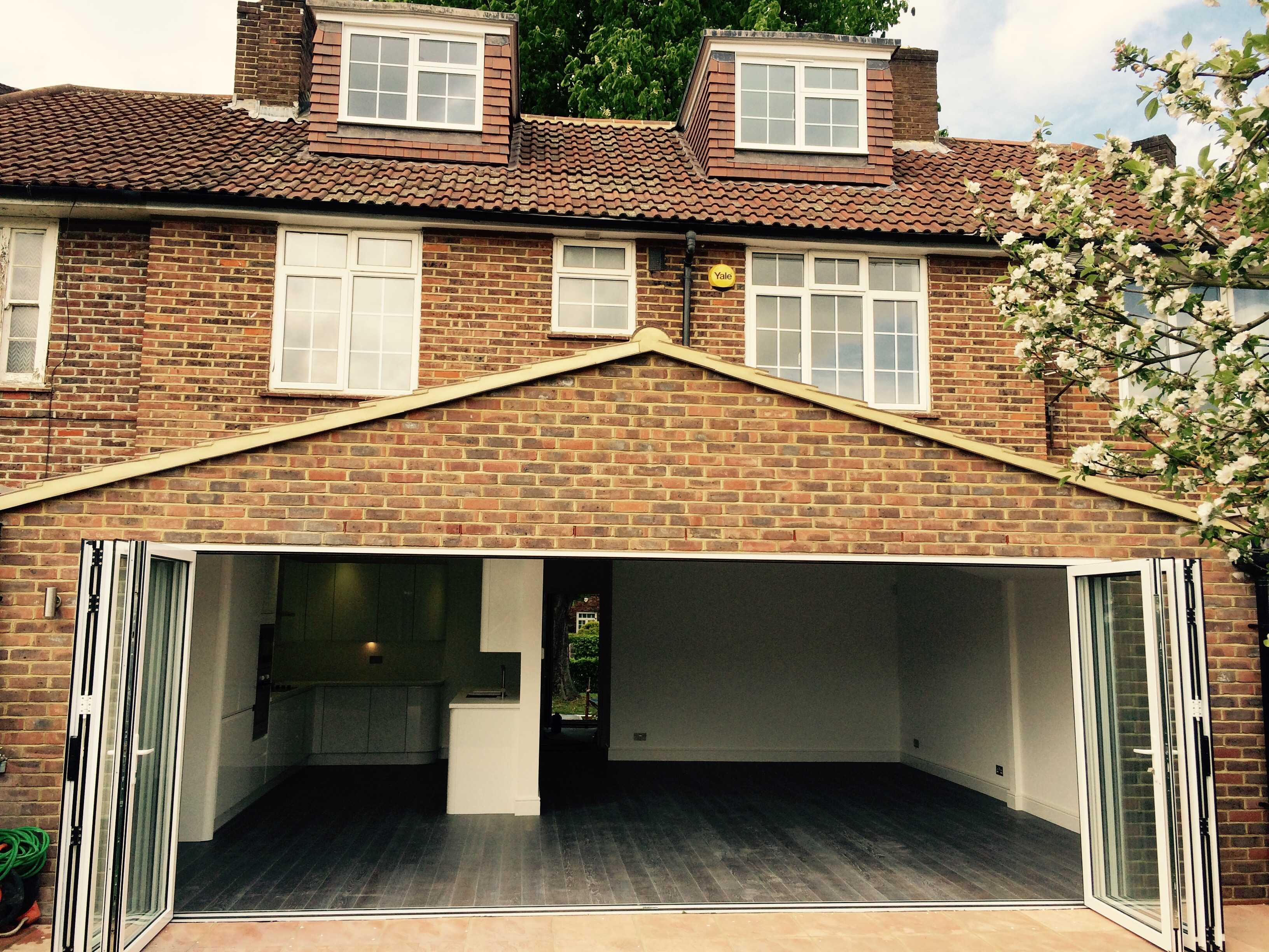 Putney rear extension