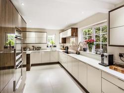 Kitchen in Ewell 2