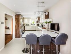 Kitchen in Ewell