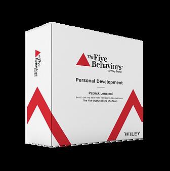 Five Behaviors Personal Development pic