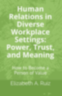 Front Cover Human Relations in Diverse W