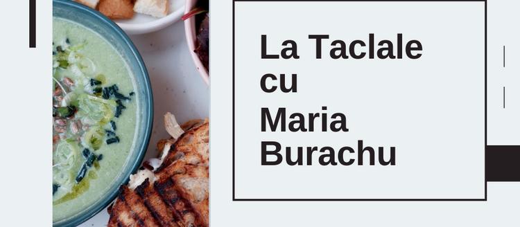 La Taclale cu Maria Burachu