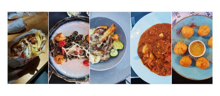 De mâncat prin Lefkada
