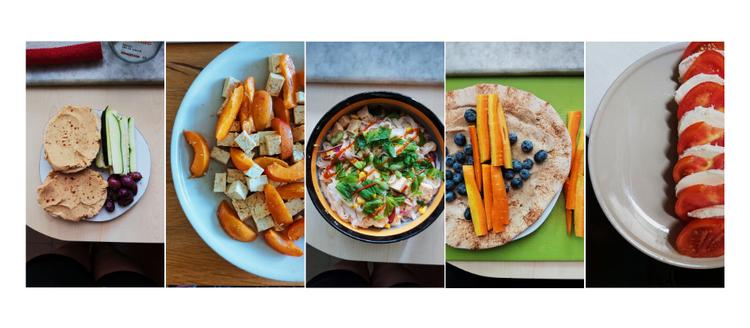 No-cooking meals sau cum să mănânci fără să gătești