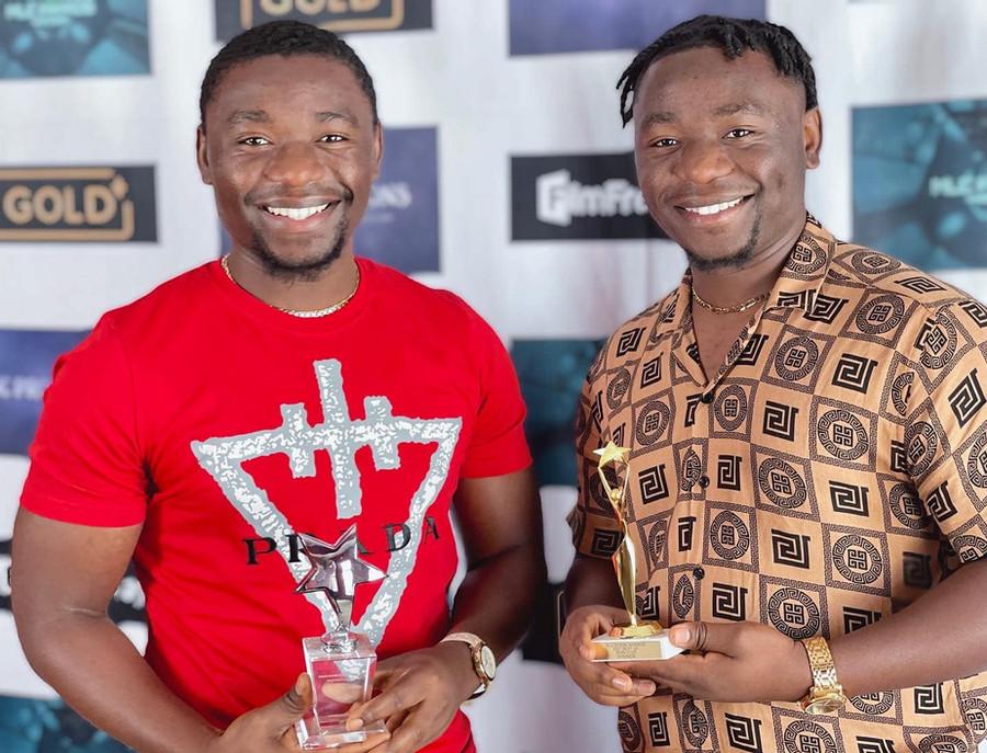 Gloire and Gracee Sabwira