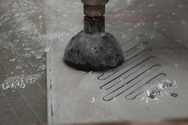 kepno water jet cutting machine