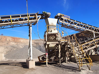 quarry infrastructure in rural south australia