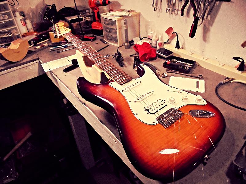 Clovis Guitar Repair