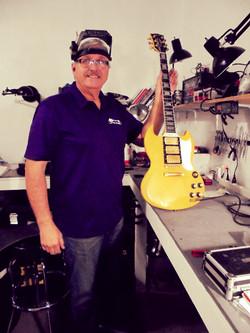 Dan Atkins Guitar Repair