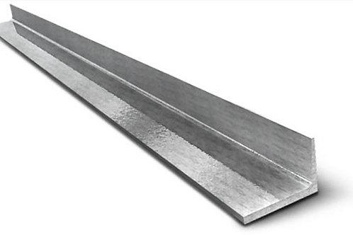"Iron Angle 3/16"" X 1-1/2"" X 25' Alum.6061"