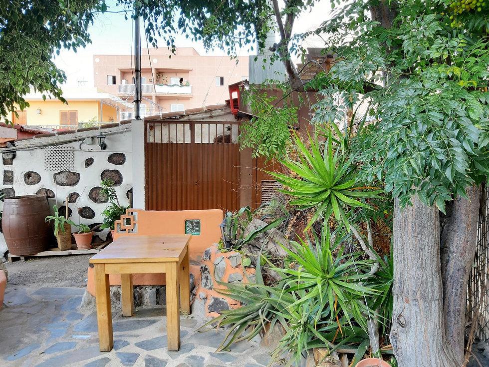 Terrasse vom Restaurant Coco Loco