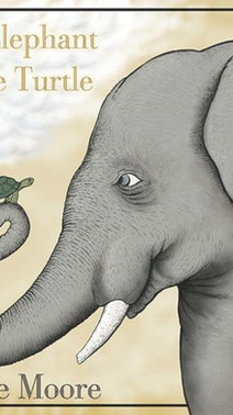 The Elephant and The Turtle by Annie Moo