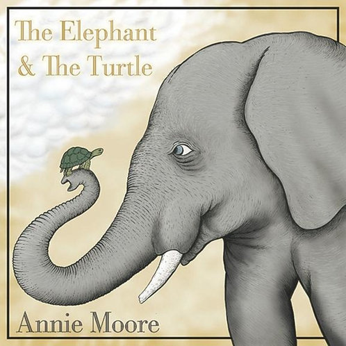 German: Die Elefantin und die Schildkröte von Annie Moore für Robert