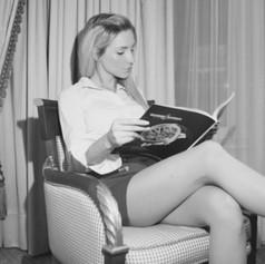 Annie Moore at The Ritz Carlton in Berlin