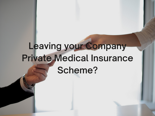 How To Continue Enjoying The Benefits Of Private Medical Insurance After Leaving Your Company Scheme