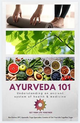 Ayurveda 101 e-book