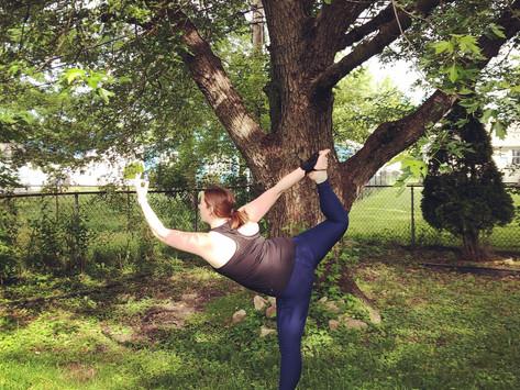 Success in Yoga isn't Arm Balances?
